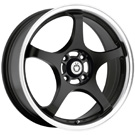Konig Wheels <br>Starlite Matte Black