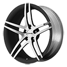 Lorenzo Wheels<br /> LF896 Custom Finishes