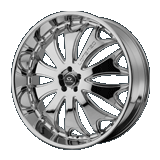 Lorenzo Wheels<br /> WL29 Chrome