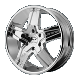 Lorenzo Wheels<br /> WL30 Chrome