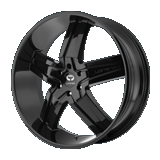 Lorenzo Wheels<br /> WL30 Gloss Black