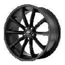Lorenzo Wheels<br /> WL32 Satin Black