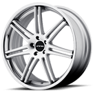 Lorenzo Wheels<br /> WL198 Silver