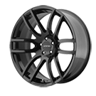 Lorenzo Wheels<br /> WL36 Gloss Black