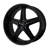 Lorenzo Wheels<br /> WL19 Gloss Black