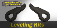 Performance Accessories<br /> Leveling Kits