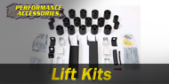 Performance Accessories<br /> Lift Kits
