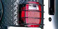 Jeep Headlight <br>and Tail Light Guards