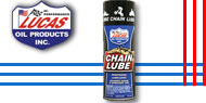 Lucas Oil </br> Chain Lube