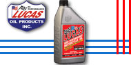 Lucas Oil </br> Motorcycle Oil