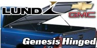 "<p class=""make"">Chevy</p> Lund Genesis Hinged Truck Bed Covers"