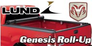 Dodge Lund Genesis Roll Up Truck Bed Covers
