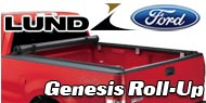 Ford Lund Genesis Roll Up Truck Bed Covers