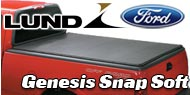 Ford Lund Genesis Snap Soft Truck Bed Covers