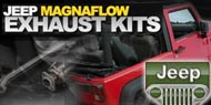 Jeep Magnaflow Exhaust