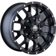 Mayhem Wheels<br/> 8015 Matte Black