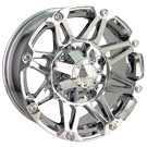 Mayhem Wheels<br /> RIOT 8010 Chrome