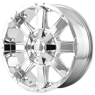 Mayhem Wheels<br /> CHAOS 8030 Chrome