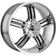 Mazzi Wheels<br>365 Chrome