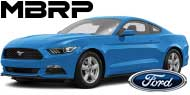 MBRP Performance Exhaust<br /> Ford Mustang