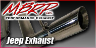 MBRP Jeep Exhaust