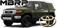 Toyota FJ Cruiser MBRP Performance Exhaust