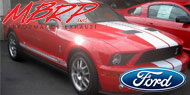 Ford Shelby GT 500 MBRP Performance Exhaust