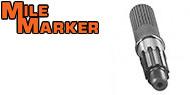 Mile Maker<br /> Quadra Trac Serv. Parts - Rear Output