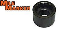 Mile Maker <br>Quadra Trac Serv. Parts - Coupler