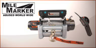 Mile Marker VMX8 Electric Winch