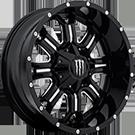 Monster Energy Wheels<br /> 535BM Gloss Black
