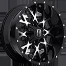 Monster Energy Wheels<br /> 645MB Gloss Black