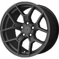 Motegi Racing MR133 Satin Black Wheels