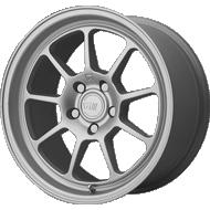 Motegi Racing MR135 Hyper Silver Wheels