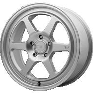 Motegi Racing MR136 Hyper Silver Wheels
