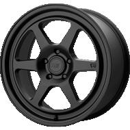 Motegi Racing MR136 Satin Black Wheels