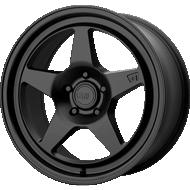 Motegi Racing MR137 Satin Black Wheels
