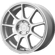 Motegi Racing MR138 Hyper Silver Wheels