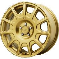 Motegi Racing MR139 Rally Gold Wheels