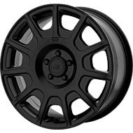 Motegi Racing MR139 Satin Black Wheels