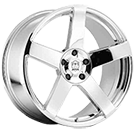 Motiv Wheels<br /> 416C Monterey Chrome