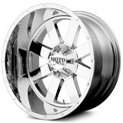 MOTO METAL Wheels <br>MO962 Chrome