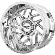 Moto Metal MO985 Breakout Chrome Plated Wheels