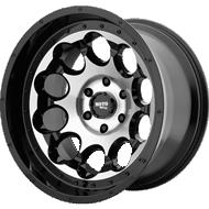 Moto Metal MO990 Rotrary Gloss Black Machined Wheels