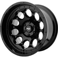 Moto Metal MO990 Rotrary Gloss Black Wheels