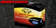 Bikers Choice TruGel Battery