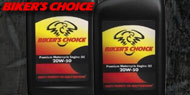 Bikers Choice Engine and Transmission Oil