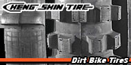 Cheng Shin Dirt Bike Tires