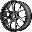 Motegi Racing Wheels<br /> MR126 Gloss Black