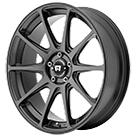 Motegi Wheels<br /> MR127 Satin Black